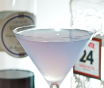 Aviation Cocktail, photo copyright © 2012 Douglas M. Ford. All rights reserved.