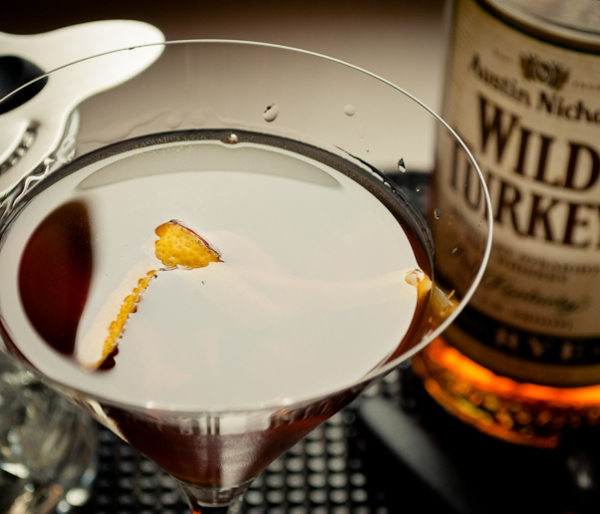 Red Hook Cocktail (detail), photo © 2012 Douglas M. Ford. All rights reserved.