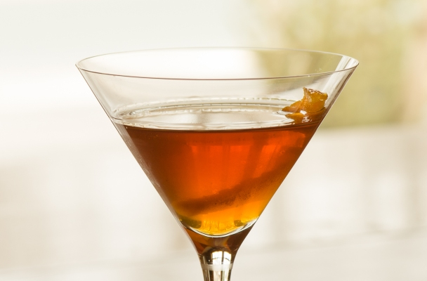 The Toronto Cocktail Recipe — Dishmaps