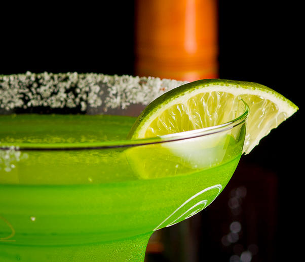 Margarita Cocktail (detail), photo Copyright © 2011 Douglas M. Ford. All rights reserved.