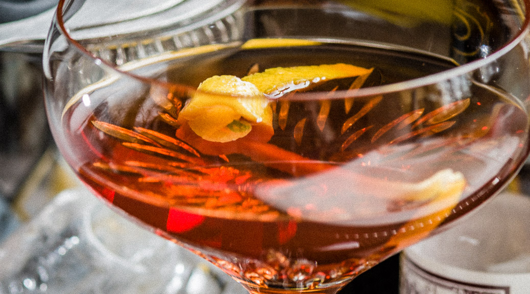 Drinking the French Quarter: The Vieux Carré Cocktail