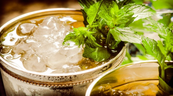 The Bourbon Mint Julep (detail), photo © 2014 Douglas M. Ford. All rights reserved.